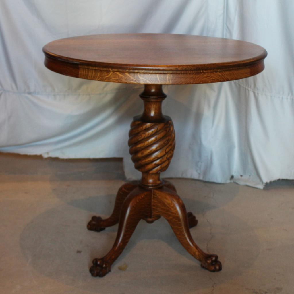Bargain John S Antiques 187 Blog Archive Antique Oak Round
