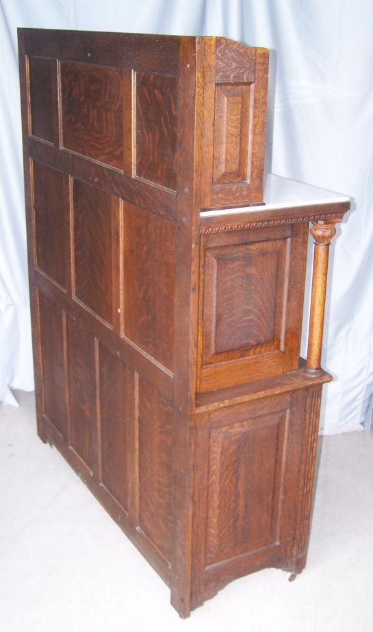 Bargain John S Antiques Antique Oak Dental Cabinet Made