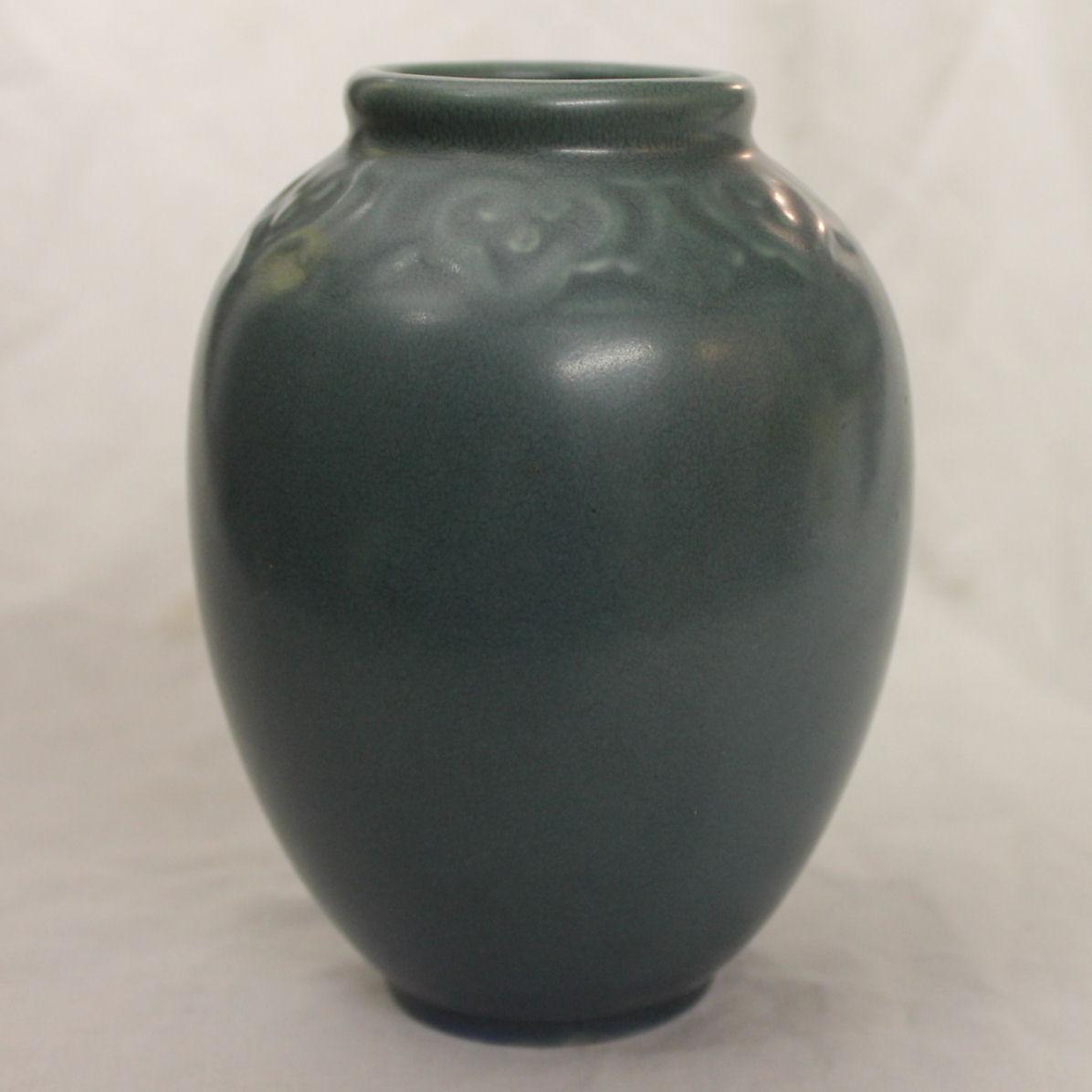 Bargain John S Antiques Antique Rookwood Pottery Vase