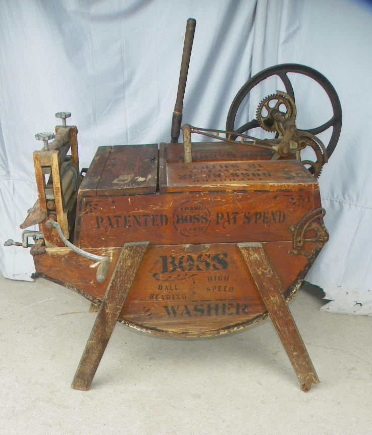 Bargain John S Antiques Antique The Boss Number 32