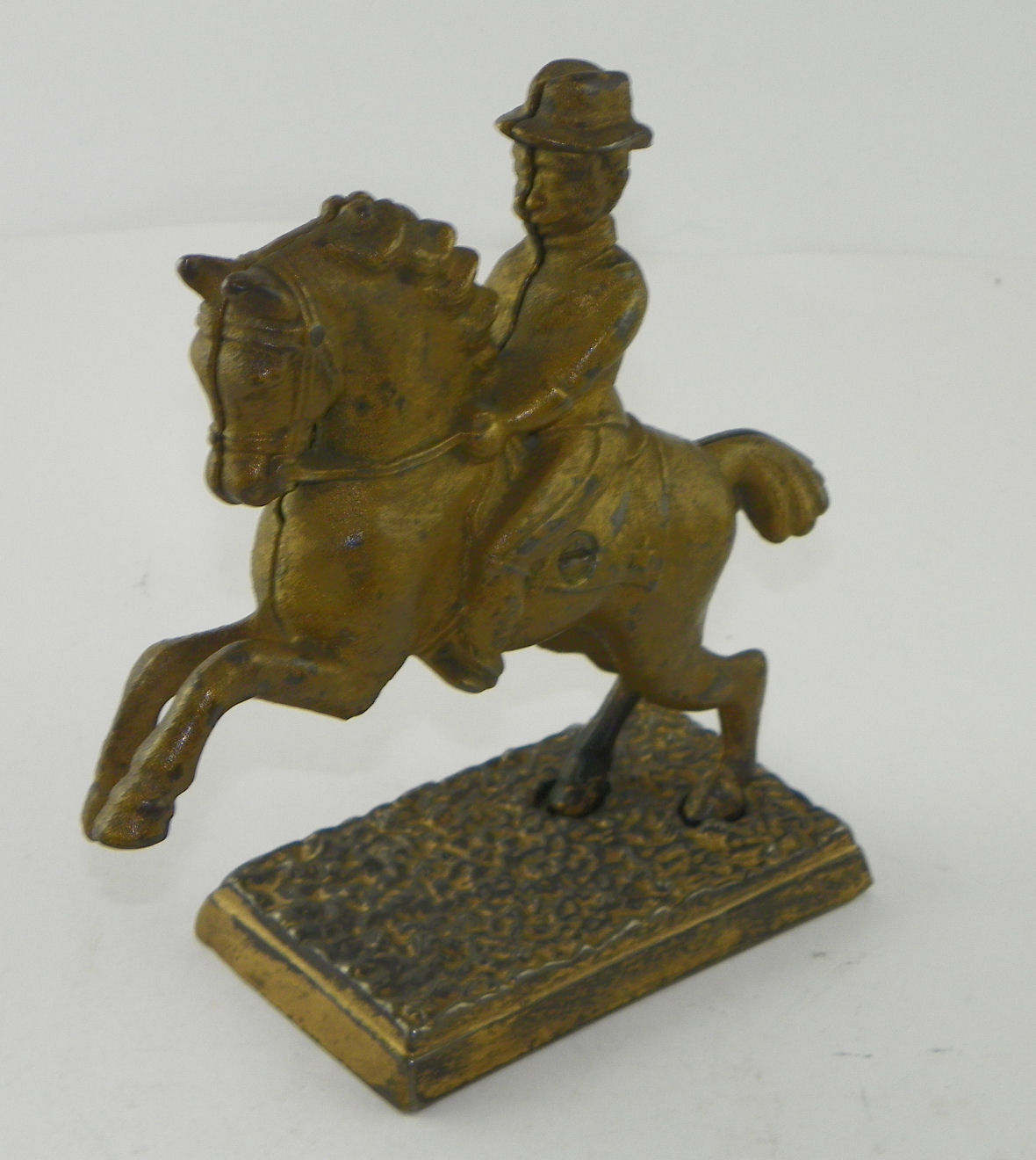 Bargain John S Antiques General Sheridan With Horse On