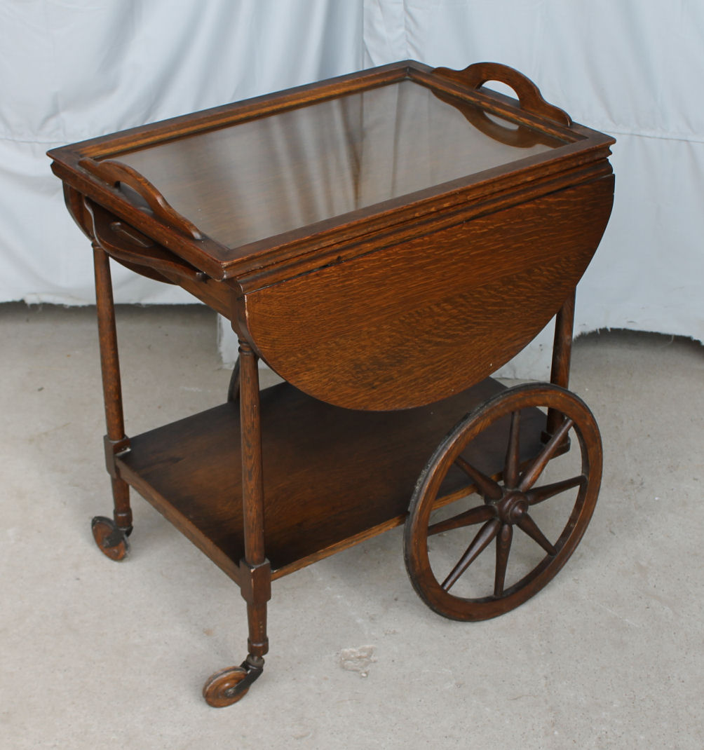 Bargain John S Antiques 187 Blog Archive Antique Oak Tea