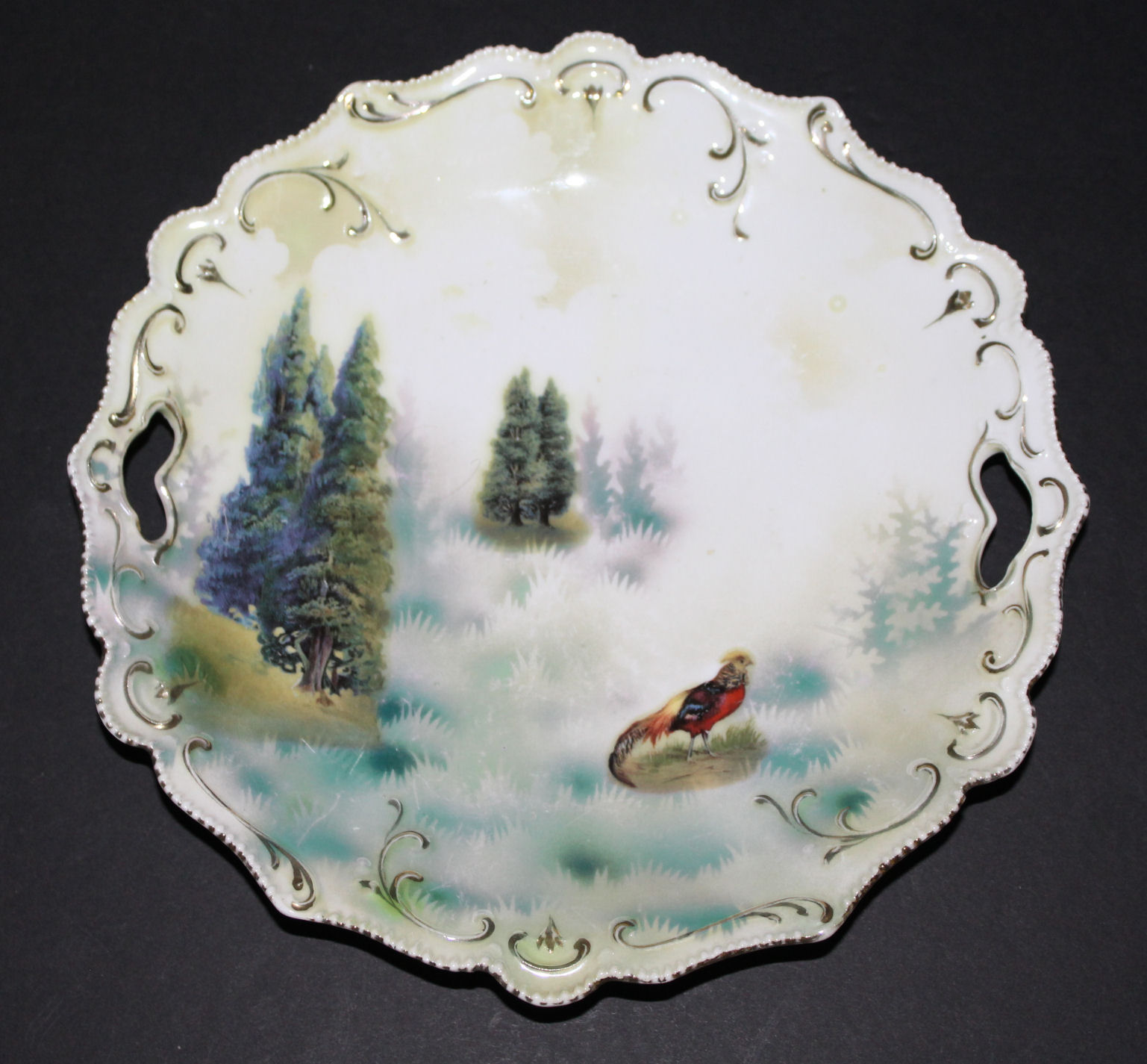 Bargain John S Antiques Rs Prussia Red Mark Double Open